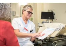 Team hjälper vid förlossningsskador