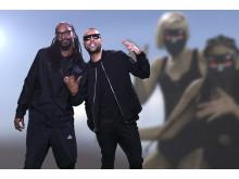 Arash och Snoop Dogg - pressbild