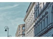 Raffles Europejski Facade