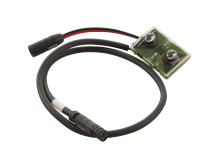 PSD (positionsfølsom) sensor, der bruges i Oras' berøringsfri armaturer