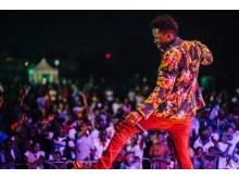 Bobi Wine WE LOVE YOUGANDA Festival by Stephan Groenveld