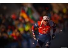 Tarjei - sprint VM Hochfilzen