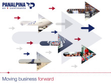 Cover theme of the Panalpina Integrated Management Report 2016
