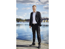 Johan Lindström, vd  Plåt & Ventföretagen