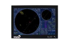 Kelvin Hughes radarskärm