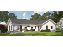Villa Dynudden Delux, första huset från A-hus Online
