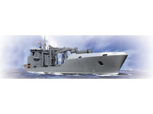 Story image - Kongsberg Maritime - Project Resolve Illustration