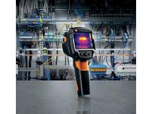 Värmekameran testo 869 - Elbranschen