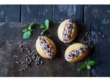 Semlor med chokladkräm