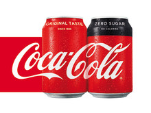 Coca-Cola vaihtaa väriä. Coca-Cola Zero on jatkossa punainen.