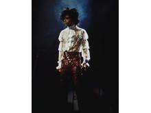 Prince Purple Rain Tour 1985 © The Prince Estate.  Photographer: Nancy Bundt