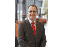 Nick Duckworth, Senior Vice President Services, Toyota Material Handling Europe