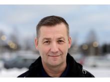 Årets ledare Mats Bäckström, en av fritidsnämndens stipendiater 2018