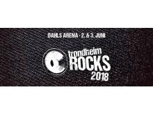 Trondheim Rocks logo