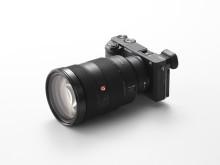 Sony a6300 + FE2470GM-objektiivi