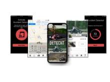 Detecht - MC appen som kan rädda liv vid en olycka