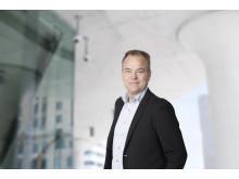Joachim Källsholm, vd, Securitas Sverige AB