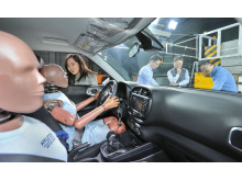 HMG intorduces world's first multi-collision airbag system_1