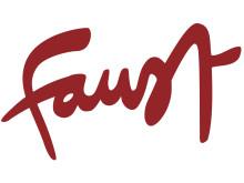 Faust Schriftzug