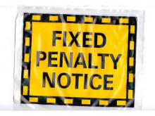 Fixed Penalty Notice