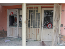 Attack Kabul Dasht-e-Barchi-sjukhuset (8)