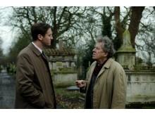 The Final Portrait - Drama med bl.a. Geoffrey Rush.