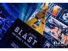 BLAST Pro Series trofæet