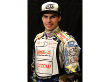 Kim Nilsson - 2014 TEGERA® Scandinavian FIM Speedway Grand Prix