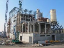 16 månader efter byggstart