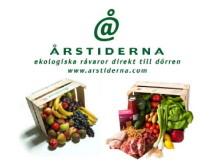 Årstiderna - sponsrar Zumba4Life med frukt. Ekologiska råvaror direkt till din dörr.