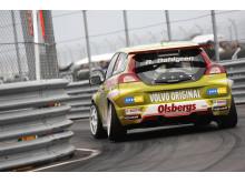 Swecon sponsrar Volvo Polestar Green Racing i STCC