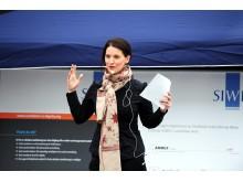 Cecilia Martinsen: vi måste våga tala om kiss och bajs