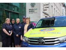 Community Rescue Service receive much needed support as Mayor announces official charity