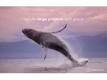 Projectplace: handle large projects with grace