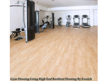 High End Resilient Flooring For Gyms