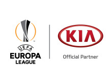 Kia er offisiell partner til UEFA Europa League