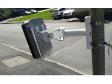 Qamcoms radarövervakningssystem