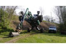 Platz 7: Euromach R145 Big Foot Forester / Euromach srl (Italien)
