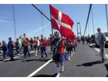 Broens indvielse den 14. juni 1998