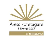 Årets Företagare i Sverige 2013
