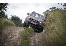 Ford Ranger på tur