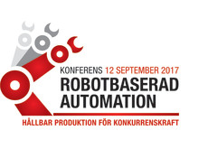 Konferens robotiserad automation 12 sept 2017