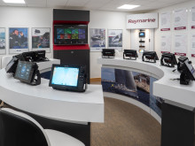 Hi-res image - Raymarine - Raymarine's dedicated demonstration room at its UK headquarters