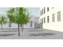 Arkitektbild 4 av Nya Malmö Latin