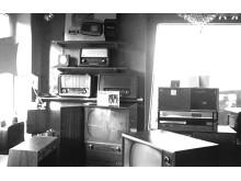 SIBAs första butik inomhus 1950-talet