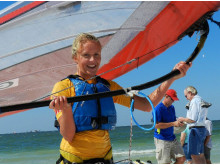 Windsurfer Emma Wilson shortlisted for SportsAid's One-to-Watch Award
