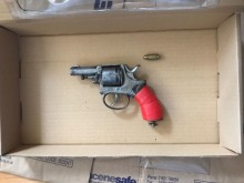 Revolver recovered