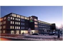 Nytt kontorshus i Västerås