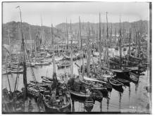 Havnen, Røvær, Suggevågen