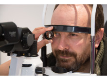 Vision Van visitor urges others to take advantage of free eye tests as initiative targets Canterbury for World Glaucoma Week